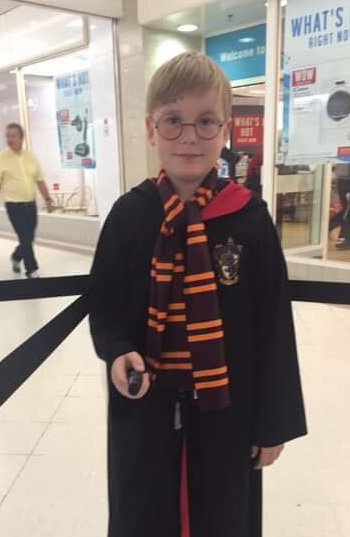 Harry Potter Crafts Kilmarnock